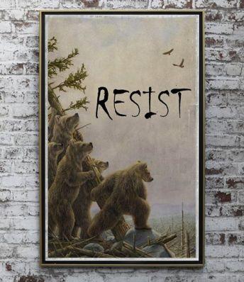 Bears Resist